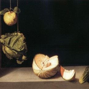Juan Sánchez Cotán – Spanish Curtido with Pickled Melon