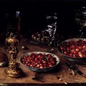Osias Beert - Vlaai with Berry Compote