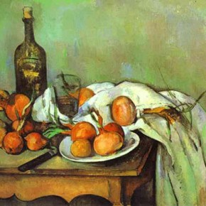 Paul Cézanne - French Onion Soup