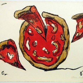 Claes Oldenburg – Wood-Fired Pizza