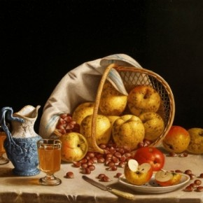 John Francis - Honey-Wine Apple Galette