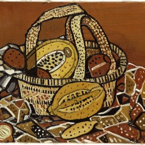 Colour Orange - Margaret Preston - Thai Papaya Salad