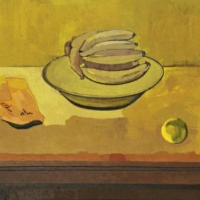 Colour Yellow - Gustavo Montoya - Banana Flan