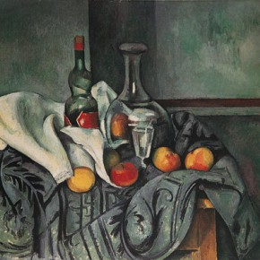 Paul Cézanne - Peppermint Mojitos with Iced Peaches