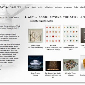 2 weeks left to submit a proposal to 'Art + Food: Beyond the Still Life'