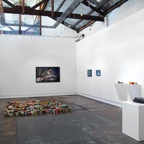 'Art + Food: Beyond the Still Life' at Brenda May Gallery