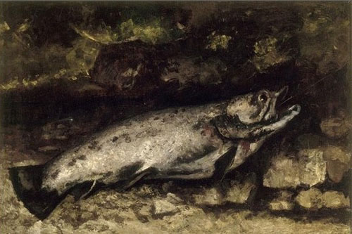 courbet_the_trout