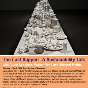 Lecture: Still Life Talk at Hazelhurst Regional Art Gallery